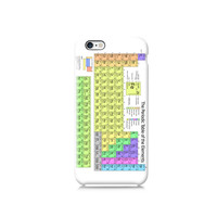 Periodic Table of the Elements  iPhone case, iPhone 6 case, iPhone 6 Plus Case, iPhone 4s case, iPhone 5 case iPhone 5s case 5c case