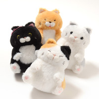 Nyanko Deluxe Plush Collection (Ball Chain)
