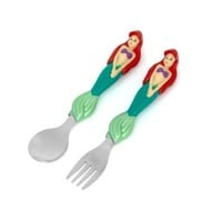 The Little Mermaid Cutlery Set | Disney Store