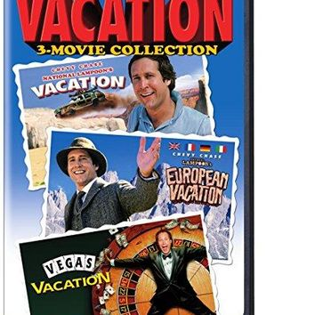 Chevy Chase & Harold Ramis - National Lampoon's Vacation Collection: (Vacation / Europe Vacation / Vegas Vacation)