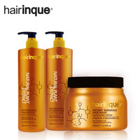 HAIRINQUE sulfate free system hair care set hair shampoo and hair conditioner