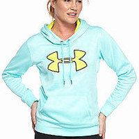 Under Armour® Women's Armour Fleece Big Logo Twist Hoodie -