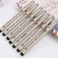 Hot Sale Student Stationery High Quality Plastic Art Marker Pen Smooth Pens School&Office Supplies