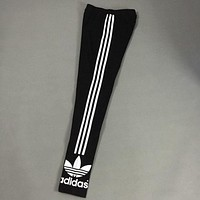 Adidas Casual Gym Yoga Running Leggings Pants Trousers Sweatpants
