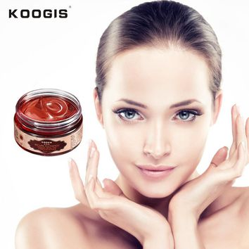 KOOGIS Red Wine Polypheno Wash-free Face Mask for Sleep Moisturizing Whitening Anti-aging Antioxidant Sleeping Facial Mask