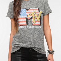 Junk Food MTV Triblend Tee