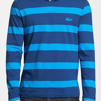 Men's Lacoste Regular Fit Stripe Hoodie