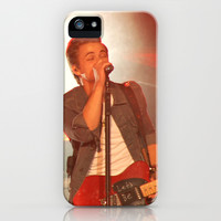 Hunter Hayes (Bloomsburg PA 2013) iPhone & iPod Case by Michelle Albert