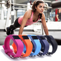 Creative SmartFit Mini Bluetooth Fitness Activity Tracker with Free Extra Band