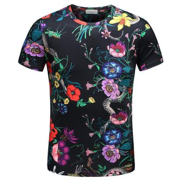 Gucci T-Shirt Top Tee-11