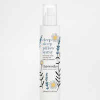 This Works Limited Edition Supersize Deep Sleep Pillow Spray 250ml at asos.com
