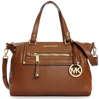 MICHAEL Michael Kors Handbag, Gilmore Large East West Satchel - MICHAEL Michael Kors - Handbags & Accessories - Macy's