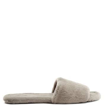 Ellen mink-fur slides | The Row | MATCHESFASHION.COM UK