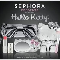 Hello Kitty at Sephora- the Brand with all you need to get dolled up