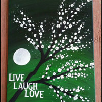 ☆Hand painted wood and canvas paintings☆ by KayzAttic