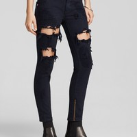 One Teaspoon Jeans - Freebirds Skinny Distressed in London