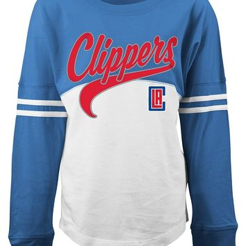 Los Angeles Clippers Courtside 3/4 Youth Jersey