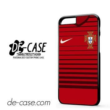 Portugal Soccer Jersey DEAL-8875 Apple Phonecase Cover For Iphone 6 / 6S