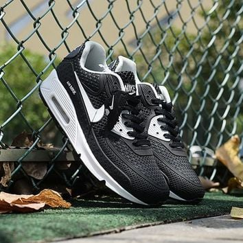 "Nike Air Max 90 KPU ""Black/White"""