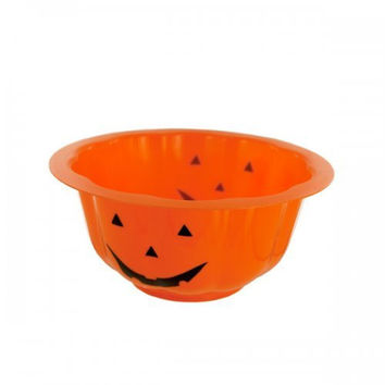 Pumpkin Halloween Candy Bowl (pack of 12)