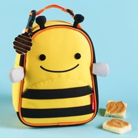 Kids Lunch Bags: Childrens Bee School Lunch Bags
