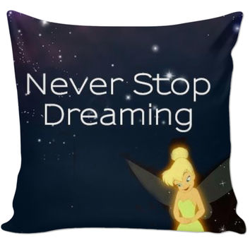 Tinkerbell pillow