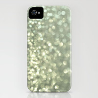 Mingle 2 - Silver Screen iPhone Case by Lisa Argyropoulos | Society6