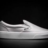 Vans Slip-On Gold Breathable Hollow Sneaker