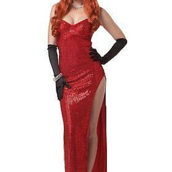 Adult Sexy Movie Star Costume