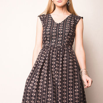 Aurora Dress - Black