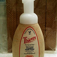 Young Living Thieves Essential Oil Foaming Hand Soap