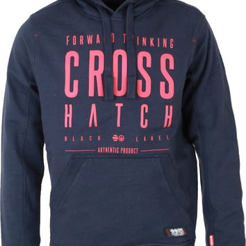 Crosshatch Shakeout Popover Sweat Hoodie