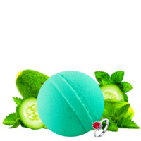 Cucumber Mint | Single Jewelry Bath Bomb®