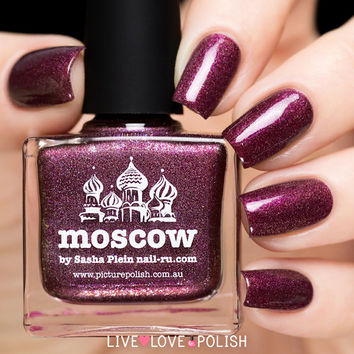 Picture Polish Moscow Nail Polish