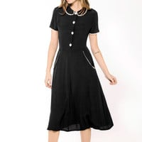 Sebastian Dress (Black)