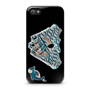 MIAMI DOLPHINS FOOTBALL iPhone 5 / 5S / SE Case Cover