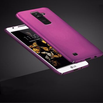 """Fundas For Coque LG K8 Ultra Thin Cover Hard Plastic Case For LG K8 Lte K350 K350E K350N K 8 4G Back Protective Phone Cases 5.0"""""""