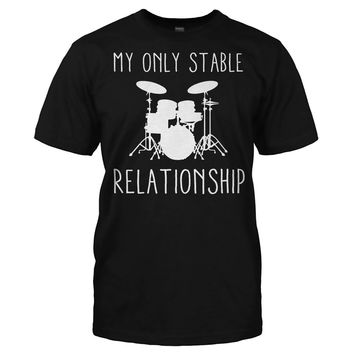 My Only Stable Relationship - Drums