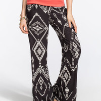 Billabong Midnight Hour Womens Beach Pants Black  In Sizes