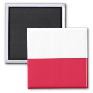 Magnet with Flag of Poland