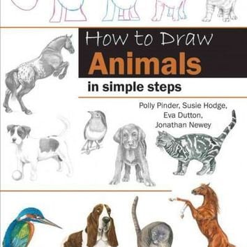 How to Draw Animals In Simple Steps (How to Draw)
