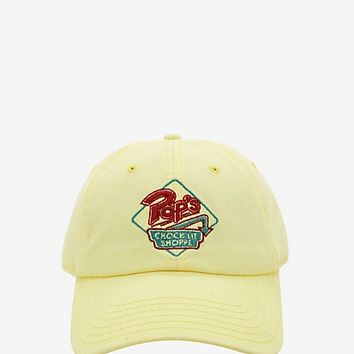Riverdale Pop's Chock'lit Shoppe Dad Cap Hot Topic Exclusive