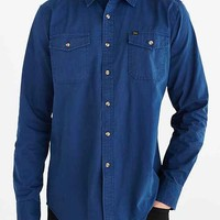 OBEY Post Woven Button-Down Shirt-