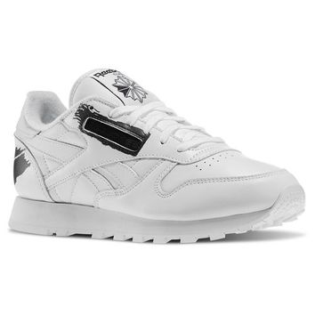 Reebok x FACE Stockholm Classic Leather Spirit - Strength | Reebok US