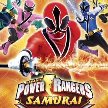 Alex Heartman & Erika Fong & Peter Salmon & Luke Robinson -Power Rangers Samurai: The Team Unites - Volume 1