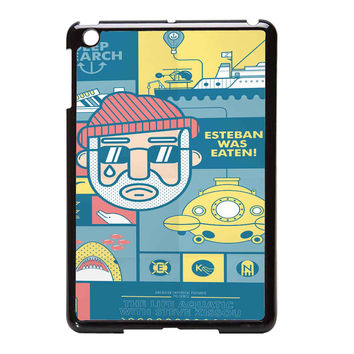 The Life Aquatic with Steve Zissou 107b35d2-c155-4288-a208-52ce5ad312d1 FOR IPAD MINI CASE**AP*