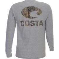 Academy - Costa Del Mar Adults' Long Sleeve T-shirt