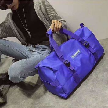 Supreme long Luggage Travel Bag Tote Handbag H-A-GHSY-1