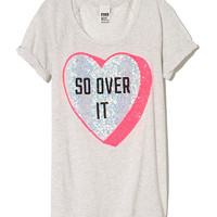 Bling V-day Tee - PINK - Victoria's Secret