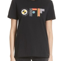 Off-White Flags Casual Tee | Nordstrom